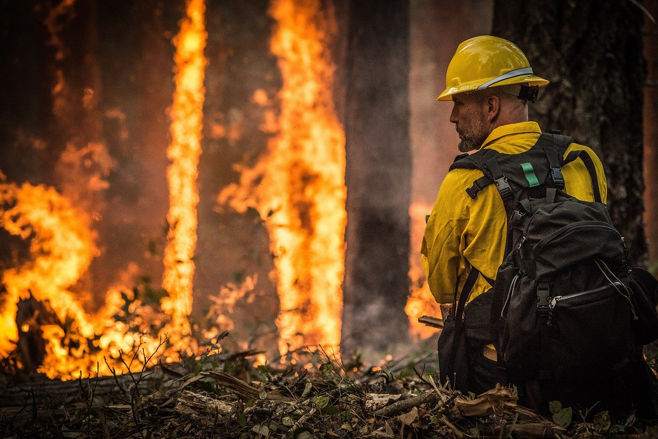 California governor signs bill to increase wildfire funding